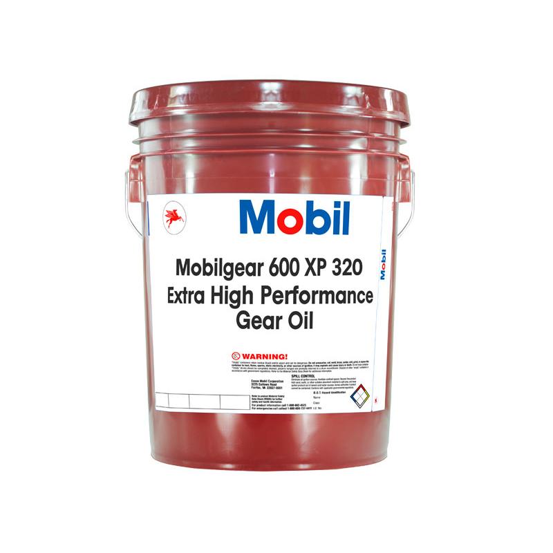 Mobilgear 600 XP Series Gear Oil